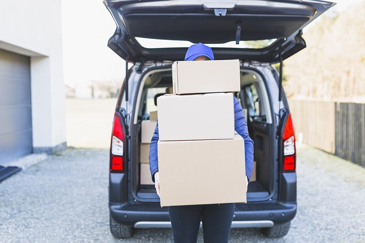 Caisses en cartons déménagement emballage pour vos box
